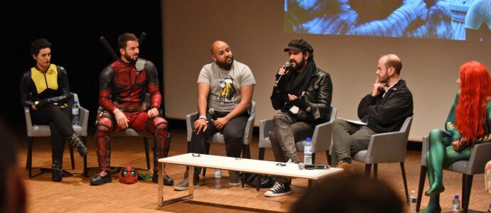 Panel Stefan Kapicic - Deadpool - Comic Con Paris 2018