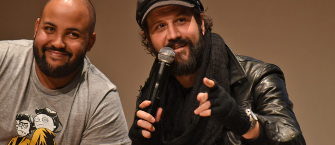 Panel Stefan Kapicic - Deadpool - Comic Con Paris 2018
