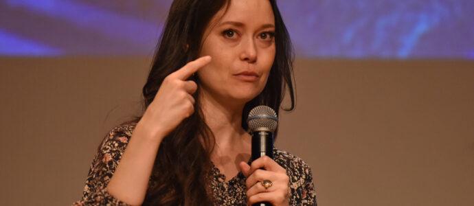 Summer Glau - Comic Con Paris 2018