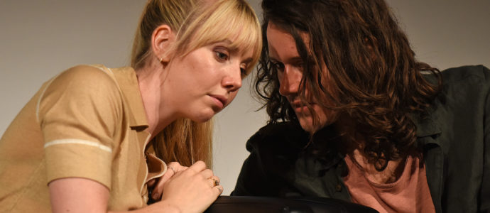 Q&A César Domboy & Lauren Lyle - Outlander - The Land Con 2