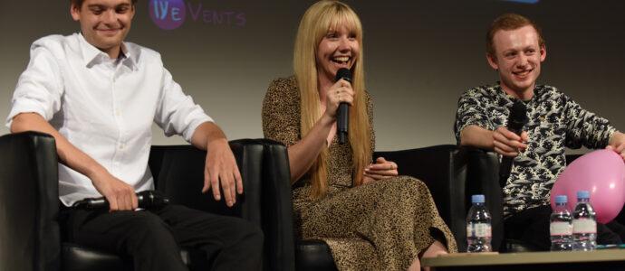 Q&A Charlie Hiett, Lauren Lyle & John Bell - Outlander - The Land Con 2