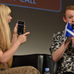 Q&A Charlie Hiett, Lauren Lyle & John Bell - Outlander - The Land Con