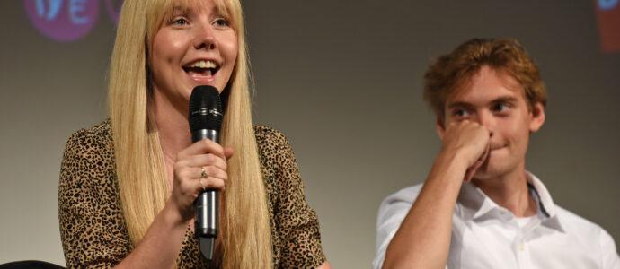 Panel Charlie Hiett & Lauren Lyle - Outlander - The Land Con 2
