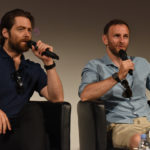 Panel Richard Rankin & Steven Cree - The Land Con 2 - Outlander