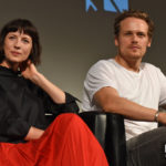 Q&A Sam Heughan / Caitriona Balfe - Outlander - The Land Con 2