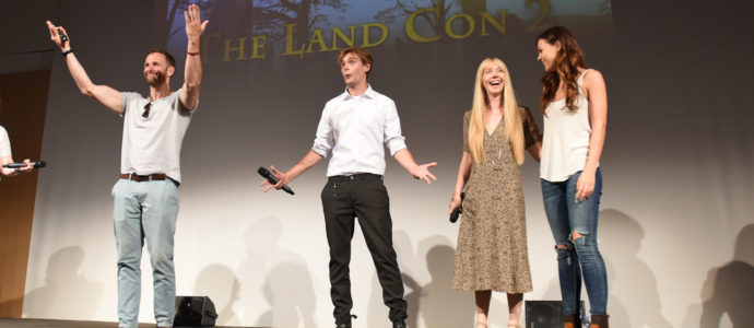 Cérémonie d'ouverture - The Land Con 2 - Outlander