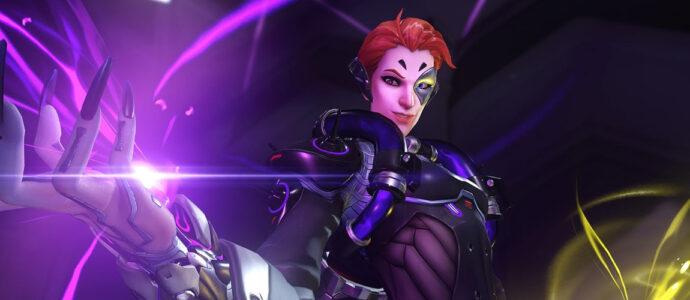 Overwatch: Moira est enfin disponible dans le mode compétitif!