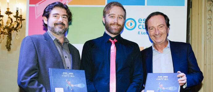 Le Prix Landerneau BD récompense Philippe Valette