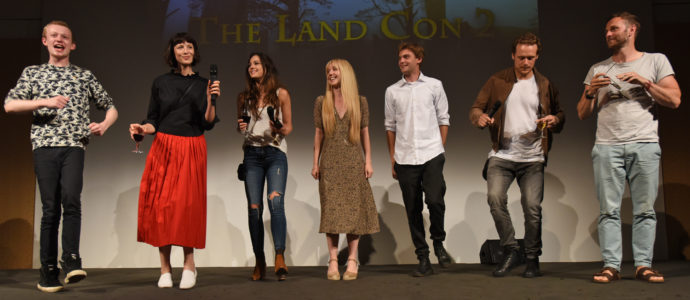 Cast Outlander - The Land Con 2