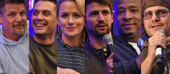 Journal de bord : Back To The Rivercourt, convention sur la série One Tree Hill de People Convention