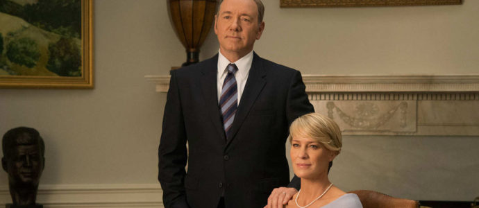 La saison 6 de House of Cards se fera sans Kevin Spacey
