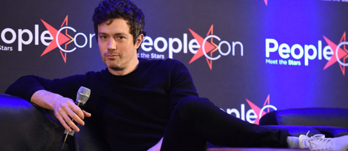 "Christian Coulson (Tom Riddle): ""I'm sad not to have played with Alan Rickman"""