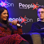Convention Harry Potter – Afshan Azad & Benedict Clarke – Welcome to The Magic School 5