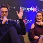 Convention Harry Potter - Benedict Clarke & Ellie Darcey-Alden - Welcome to The Magic School 5