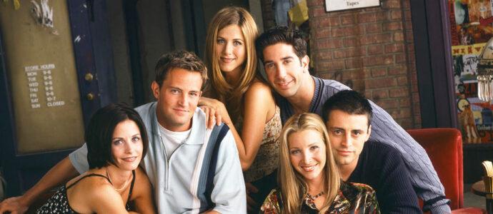 Friends : une fausse bande-annonce pour un film réunion crée le buzz