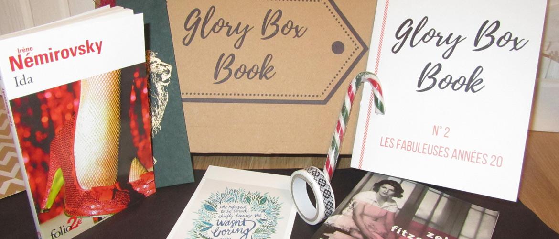 On a testé pour vous : la Glory Book Box