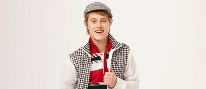 Lucas Grabeel (High School Musical) participera au fanmeet Oh My Teenage Years!