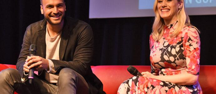 The Magicians : Arjun Gupta & Olivia Taylor Dudley étaient à Paris pour parler de leur série
