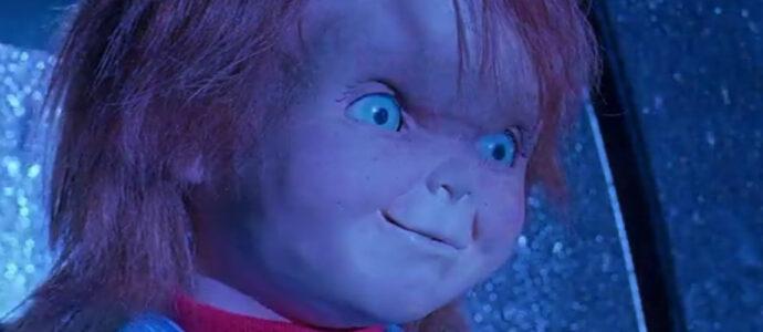 Chucky viendra hanter les enfants à la télé