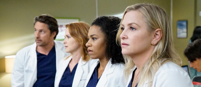 Grey's Anatomy will bid farewell to two emblematic characters