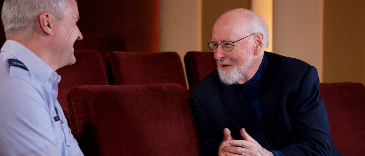John Williams will stop to compose for Star Wars