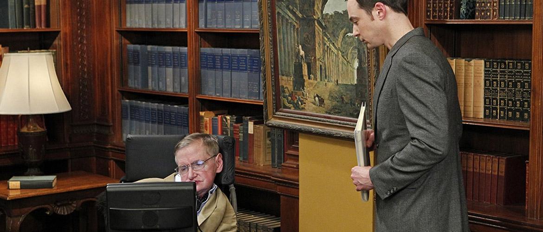 L'astrophysicien Stephen Hawking (Big Bang Theory, Les Simpson) est mort à l'âge de 76 ans