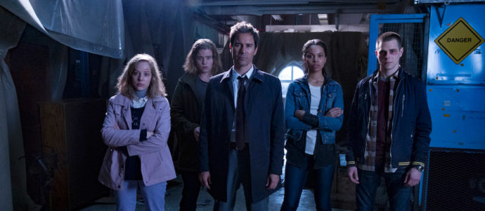 Travelers : There will be a 3rd season on Netflix