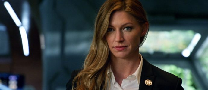DC : Legends of Tomorrow - Jes Macallan will be regular in season 4