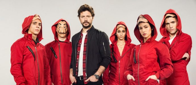 La Case De Papel : Season 3 confirmed by Netflix
