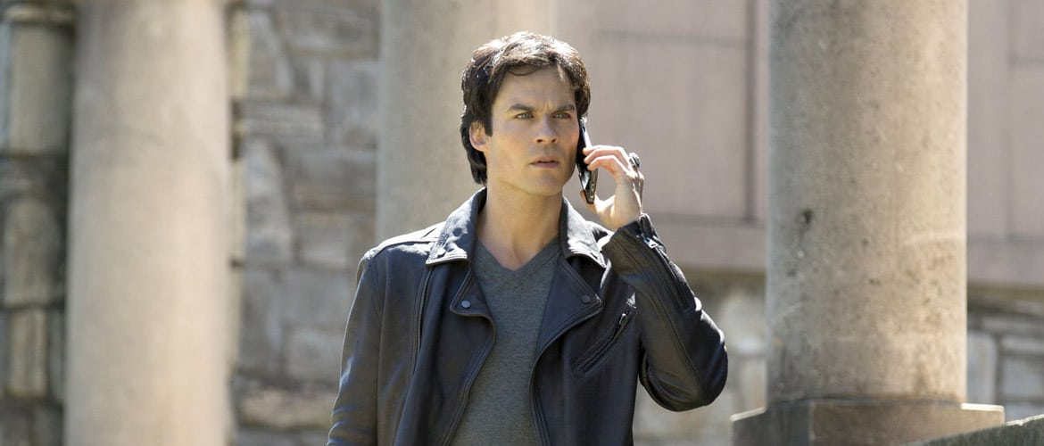 Ian Somerhalder will be on a new Netflix show… About vampires !