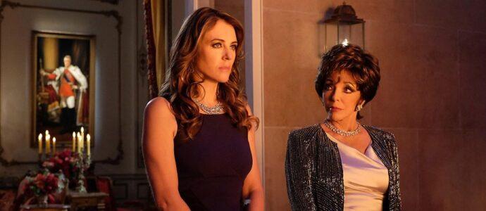 American Horror Story intègre Joan Collins au casting de la saison 8