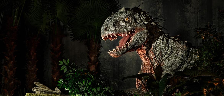 Découvrez la fabuleuse exposition Jurassic World à Paris !