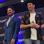 Panel Adam Fergus & David Haydn-Jones – Supernatural – DarkLight Con 3
