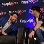 Panel Adam Fergus & David Haydn-Jones - Supernatural - DarkLight Con 3