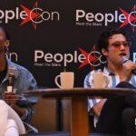 Panel Ashleigh Murray / Charles Melton - RiverCon 2 - Riverdale