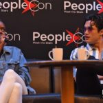 Panel Ashleigh Murray / Charles Melton - RiverCon 2 - Riverdale