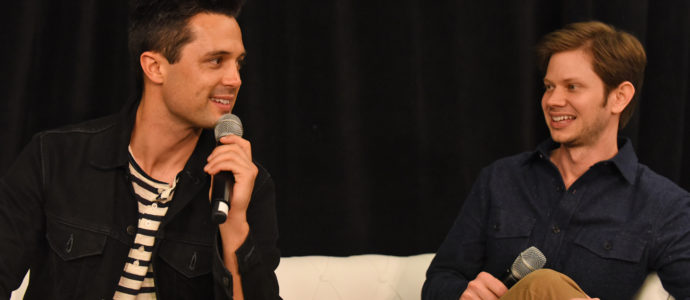 Q&A Lee Norris / Stephen Colletti - 1, 2, 3 Ravens - Convention One Tree Hill