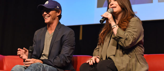 Q&A Charmed - Brian Krause & Holly Marie Combs - Paris Manga 2018