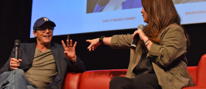 Q&A Charmed – Brian Krause & Holly Marie Combs – Paris Manga 2018