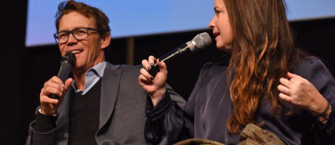 Brian Krause & Holly Marie Combs - Charmed - Paris Manga & Sci-Fi Show 26