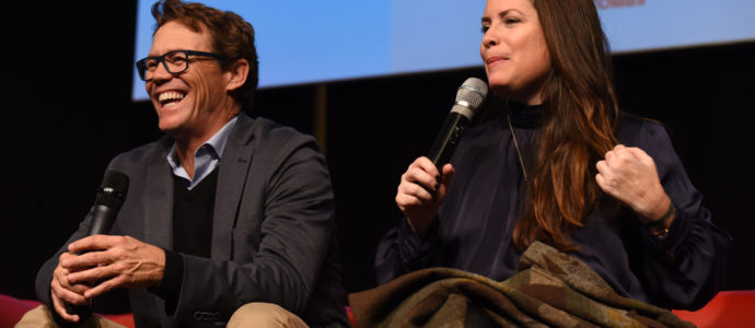 Brian Krause & Holly Marie Combs - Charmed - Paris Manga & Sci-Fi Show 26