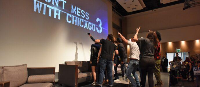 Cérémonie d'ouverture - Dimanche - Chicago Med, Chicago Fire, Chicago PD - Don't Mess With Chicago 3