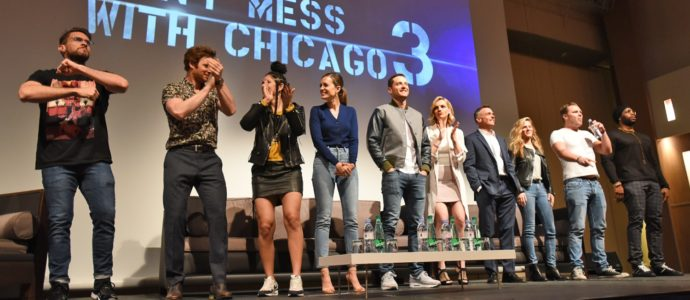 Opening Ceremony - Sunday - Chicago Med, Chicago Fire, Chicago PD - Don't Mess With Chicago 3