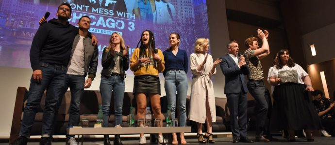 Closing Ceremony - Chicago Med, Chicago Fire, Chicago PD - Don't Mess With Chicago 3