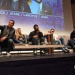Panel Chicago PD - Patrick John Flueger, Jesse Lee Soffer, Josh Segarra, LaRoyce Hawkins, Tracy Spiridakos - Don't Mess With Chicago 3