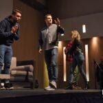 Panel Chicago PD - Jesse Lee Soffer, Josh Segarra, LaRoyce Hawkins, Tracy Spiridakos - Don't Mess With Chicago 3