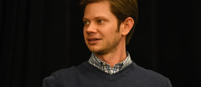 Lee Norris - One Tree Hill - Convention 1, 2, 3 Ravens