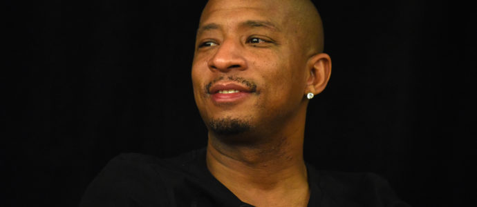 Antwon Tanner - One Tree Hill - Convention 1, 2, 3 Ravens