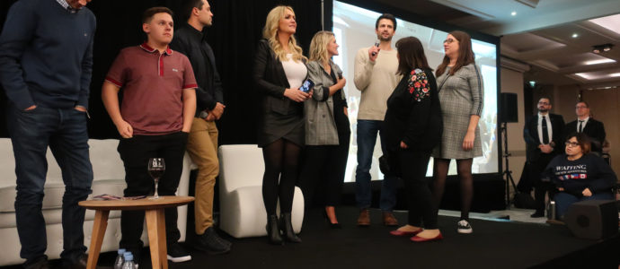 Closing Ceremony - One Tree Hill - Convention 1, 2, 3 Ravens