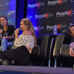 Panel Briana Buckmaster & Kim Rhodes – Supernatural – DarkLight Con 3